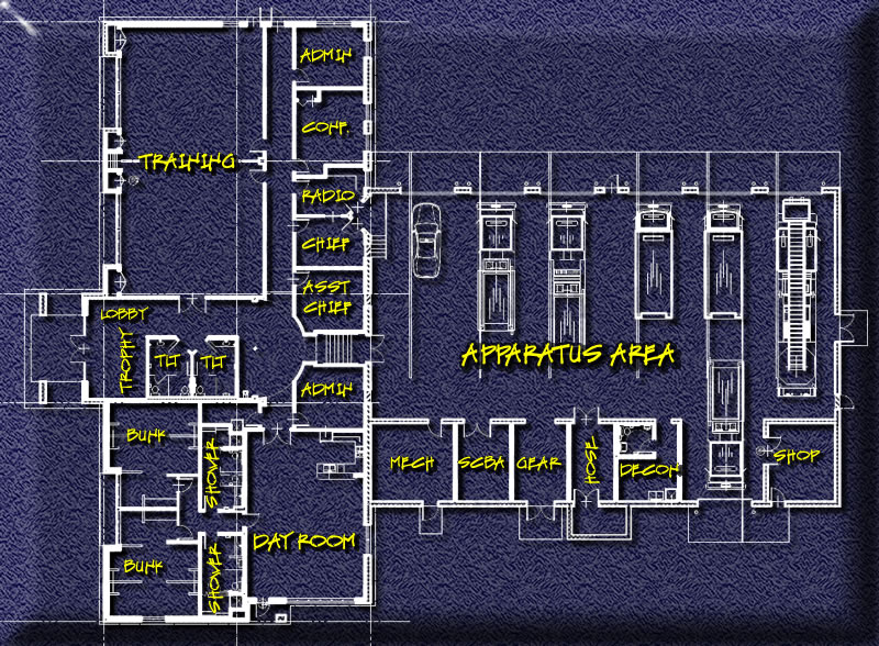 FIREHOUSE PLANS House Plans amp Home Designs